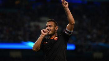 Finalul unei ERE! Francesco Totti se retrage la finalul sezonului, dar nu pleaca de la AS Roma! Ce rol va avea