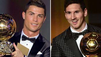 Luna DECISIVA pentru Balonul de Aur! Cristiano Ronaldo si Messi pot fi invinsi de un PORTAR! Moment istoric