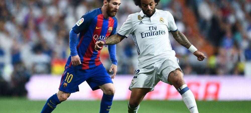 Titlul se decide in ultima etapa: Real 4-1 Sevilla si Las Palmas 1-4 Barca | AS Roma 3-1 Juventus | AS Monaco, 99% campioana