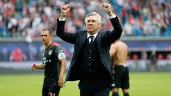 Revolutie fara precedent la Bayern! Ancelotti are o suma uriasa pentru transferuri! Cei 5 jucatori pe care vor sa-i aduca