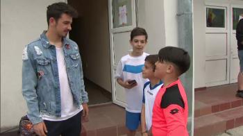 """""""Mergi la Steaua?"""" Cel mai bun dinamovist, pus in dificultate de un copil. Ce a raspuns"""
