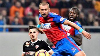Tamas si-a reziliat contractul cu Steaua! Se intoarce la Dinamo?