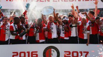 A dat un hattrick, a castigat primul titlu cu Feyenoord dupa 18 ani si acum si-a anuntat retragerea! Anuntul lui Dirk Kuyt