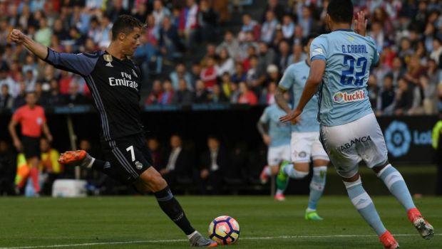 """Cristiano Ronaldo s-a enervat pe jucatorii lui Celta: """"Jucati pentru valiza, nu?"""" Cum i-a acuzat chiar pe teren"""