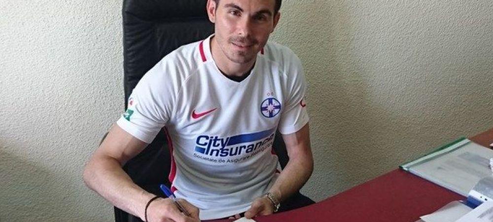 """Nita si-a prelungit contractul cu Steaua! Anuntul facut de conducere: """"Ii multumim pentru evolutii"""""""