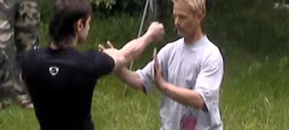 """Un maestru in """"scuturi energetice"""" a provocat un specialist in arte martiale! Ce s-a intamplat in momentul in care luptatorul l-a atacat"""