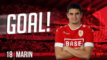 GOOOL Razvan Marin! Convocat de Daum pentru meciurile cu Polonia si Chile, mijlocasul a inscris din nou. VIDEO