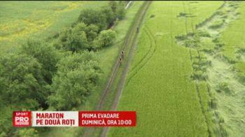 (P) Cel mai mare maraton de biciclete din Europa de Est are loc duminica! Mii de oameni sunt gata sa se lupte cu noroiul, intr-o cursa de 40 de kilometri