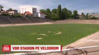 Asa arata locul pe care dinamovistii vor sa se ridice noul stadion: construit acum 70 de ani, velodromul a devenit o ruina. La ce este folosit in prezent