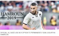 OFICIAL! Hamroun s-a transferat definitiv, Steaua incaseaza 1.000.000 de euro