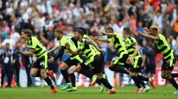 DRAMA pentru Adi Popa in cel mai scump meci din istorie! Reading, invinsa la penalty-uri pe Wembley