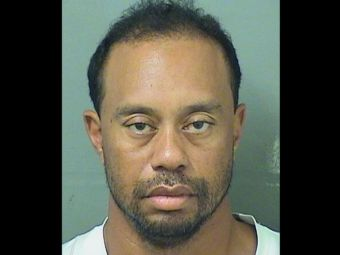 Tiger Woods, ARESTAT! Cel mai mare star din golf a fost prins beat la volan