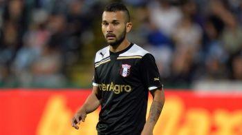 Morais, cale libera catre Steaua! Becali cedeaza un jucator la Astra in schimbul brazilianului