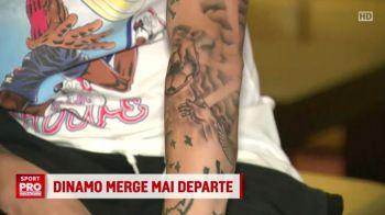 """Si-a facut un nou tatuaj dupa convocarea la nationala! Hanca: """"Dinamo va fi principala contracandidata la titlu!"""""""