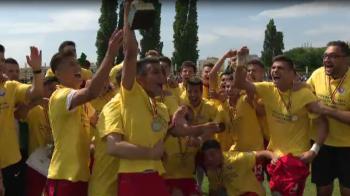 """Dinamo in Champions League! Visul """"cainilor"""", implinit de pustii de la U19: au castigat titlul si merg in Youth League"""