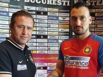 """Ce s-a intamplat cu Timo Gebhart dupa despartirea de Steaua. Mijlocasul a plecat si de la o echipa de liga a treia: """"E pacat ca nu a profitat de sansa"""""""