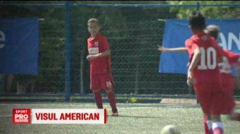 Pentru visul american. Finala nationala a Cupei Hagi Danone are loc in acest weekend. Duminica, la Sport.ro: fazele finale ale competitiei, de la 10:00