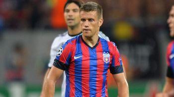 """""""Transfer"""" important reusit de Steaua! Contractul lui Pintilii a fost prelungit cu doi ani!"""