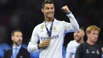 Tributul producatorilor celui mai popular joc virtual de fotbal: Ronaldo, pe coperta EDITIE SPECIALA a FIFA 18. FOTO