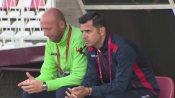 """Fotbalistul asteptat de Dica la Steaua nu e sigur de revenire: """"Voi afla la 30 iunie, acolo e un alt nivel"""". Ce spune tanarul Stefanescu"""