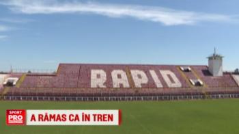 Giulestiul poate ajunge in situatia stadionului Stefan cel Mare. Probleme intre lichidatorul FC Rapid si Clubul Sportiv
