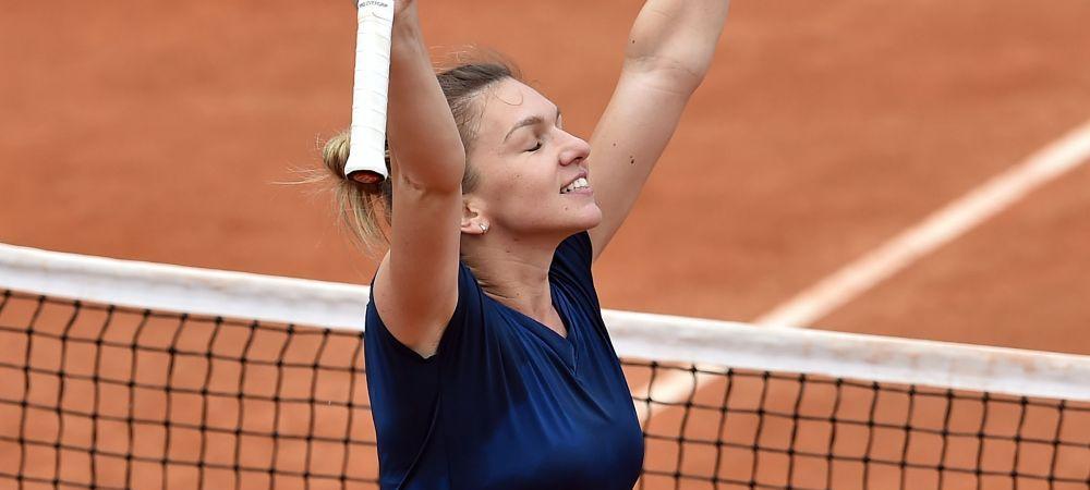 Simona Halep a pierdut finala de la Roland Garros in 3 seturi | Wawrinka - Nadal, finala de la masculin