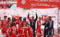 """Bayern a castigat un nou trofeu! A primit centura WWE personalizata: """"Asta se intreapta catre voi!"""" Cum arata"""