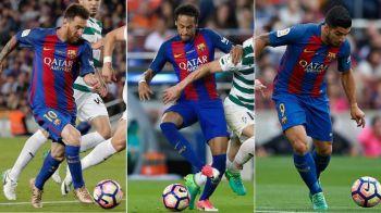 Anunt de 80 de milioane: PRIMUL jucator de pe lista Barcelonei si-a dat acordul sa vina. Cine ajunge langa Messi si Neymar