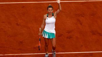 SimonaMania! Cuvinte senzationale rostite de Mats Wilander si Chris Evert, dupa calificarea Simonei in finala Roland Garros