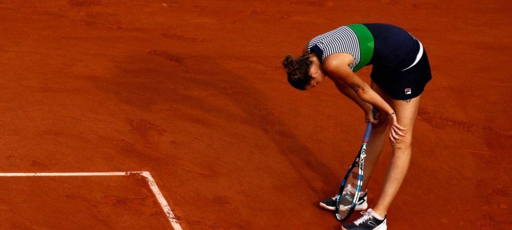 Reactia uimitoare a Pliskovei, dupa ce a pierdut lupta pentru finala de la Paris cu Simona Halep. Ce a spus cehoaica