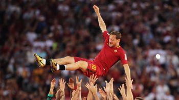 """Dezvaluire incredibila despre ultimul meci din cariera lui Totti la Roma! Motivul pentru care voia sa rateze un penalty: """"Ne-a spus inainte de meci!"""""""