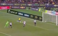 Ratarea ca in FIFA 17 a lui Gabriel Jesus in meciul cu Argentina! Cum a putut sa trimita atacantul lui City singur cu poarta goala
