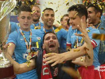 Dinamo, aproape de un super transfer! Varful dorit cu insistenta de Becali s-a inteles cu Negoita