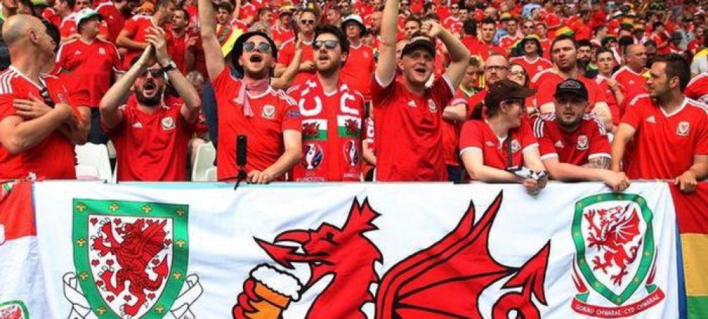 Fanii galezi prezenti la meciul cu Serbia au donat sange pentru un sarb ranit in incidentele intre suporteri