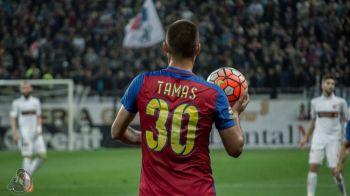 Tamas si-a gasit echipa! Unde va juca dupa ce si-a reziliat contractul cu Steaua