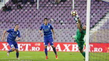 Totul se decide la retur! ACS a ratat o multime de ocazii, golul lui Stratila le da sanse oaspetilor: ACS Poli Timisoara 2-1 UTA Arad!
