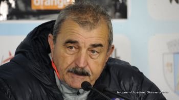 """""""Ce s-a intamplat in tur e inadmisibil!"""" Avertismentul lui Ionut Popa inainte de returul dintre UTA si ACS Poli"""