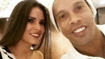 """Ea este femeia care i-a furat mintile lui Ronaldinho: """"Nu-i adevarat ce se spune despre el!"""" Cine este fata"""