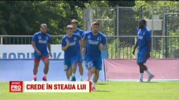 """Jucatorul de 25 de milioane de euro al lui Becali ramane la Steaua: """"Nu vreau sa plec, vreau TITLUL!"""""""