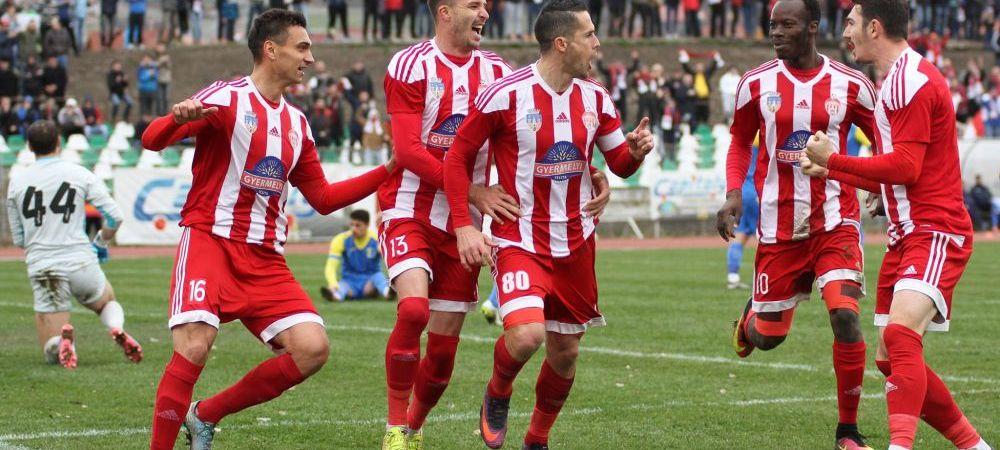 Al doilea transfer facut de Sepsi OSK pentru Liga I: fratii Herea vor fi adversari in sezonul viitor