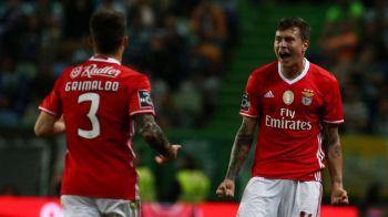 FABULOS! Benfica a vandut jucatori de 370 de milioane de EURO in ultimii 7 ani! Lista mutarilor
