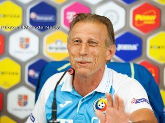 UPDATE: Daum le-a spus turcilor ca discuta prelungirea contractului cu FRF, negocierile cu clubul Goztepe au picat