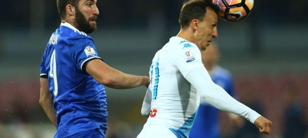 """E game over!"" Surpriza uriasa pentru Vlad Chiriches! Ce au decis cei de la Napoli"