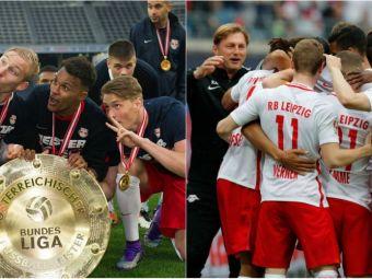 UEFA a decis ce se intampla cu RB Leipzig si RB Salzburg, ambele calificate pentru sezonul viitor al UCL