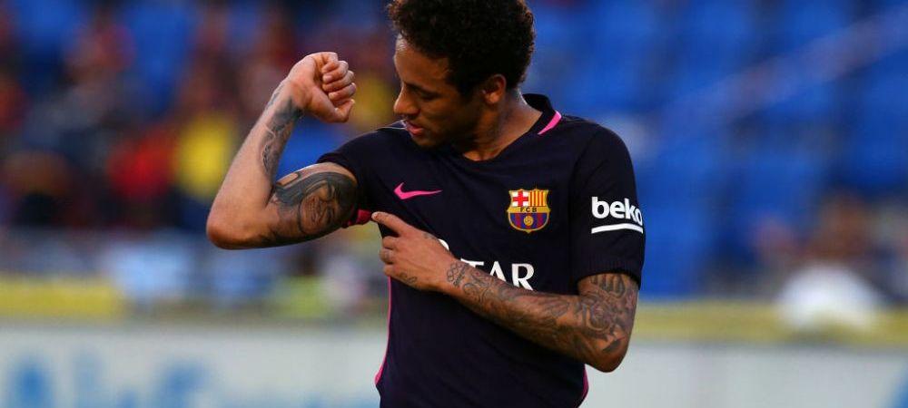 """Neymar si-a facut o noua iubita, la o saptamana dupa ce a anuntat despartirea de Bruna Marquezine. Cum arata noua """"bomba sexy"""""""