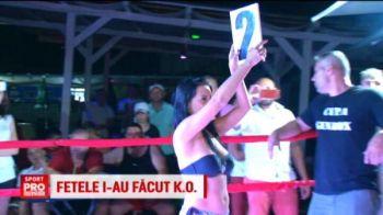 Timisorenii au gasit solutia pentru canicula! Gala de lupte s-a tinut la piscina! VIDEO