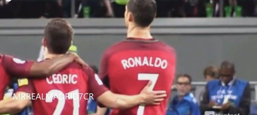 VIDEO! Asa a trait Cristiano Ronaldo penalty-urile care au eliminat Portugalia! Ce a facut dupa ratarile colegilor