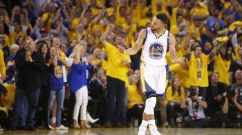 Record in NBA! Curry va primi nu mai putin de $201.000.000 de dolari in 5 ani