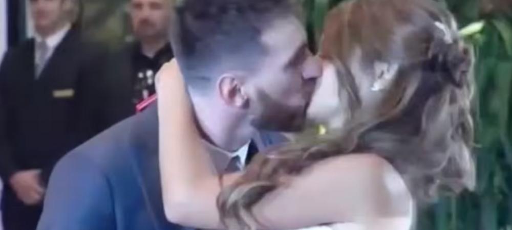 FOTO & VIDEO | Imagini de la nunta lui Leo Messi. La eveniment au participat peste 250 de invitati