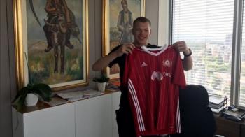 OFICIAL | Lituanianul Cerniauskas va juca la Steaua Bulgariei, dupa despartirea de Dinamo